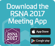 Download the RSNA Meeting App